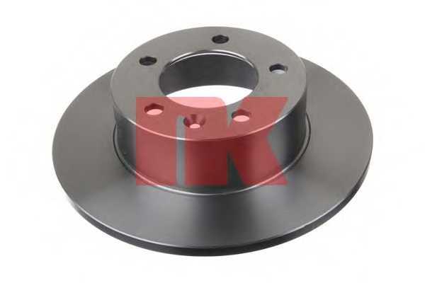 Тормозной диск NK 203977 - изображение
