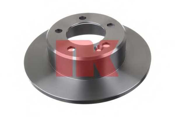 Тормозной диск NK 203978 - изображение 1