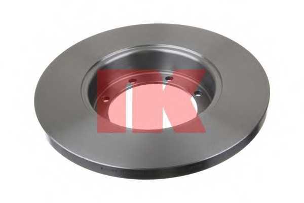 Тормозной диск NK 203979 - изображение