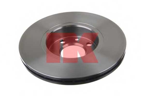 Тормозной диск NK 203992 - изображение 1