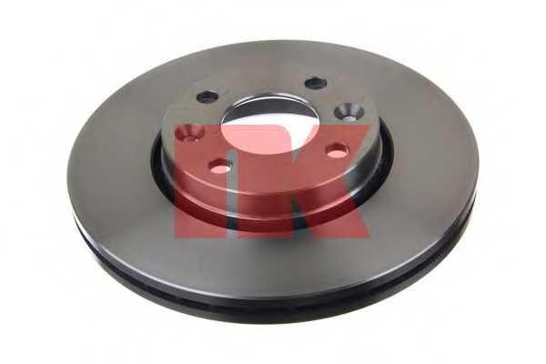 Тормозной диск NK 203992 - изображение