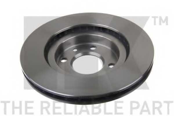 Тормозной диск NK 203996 - изображение 1