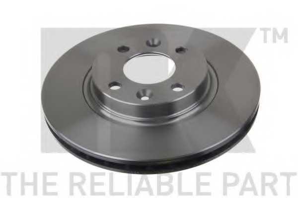Тормозной диск NK 203996 - изображение
