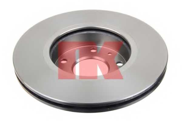 Тормозной диск NK 204020 - изображение 1