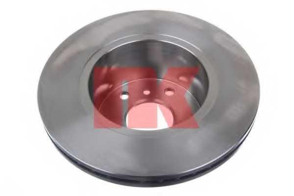 Тормозной диск NK 204022 - изображение 1