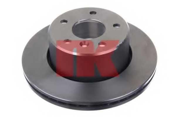 Тормозной диск NK 204022 - изображение