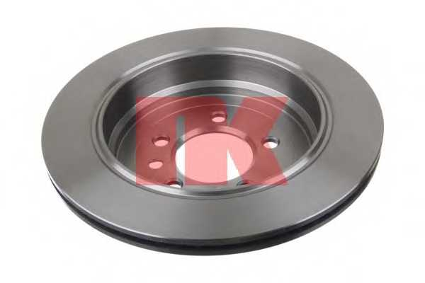 Тормозной диск NK 204028 - изображение 1