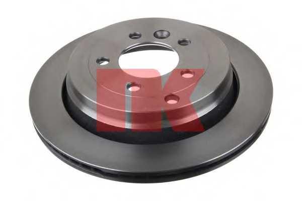 Тормозной диск NK 204028 - изображение