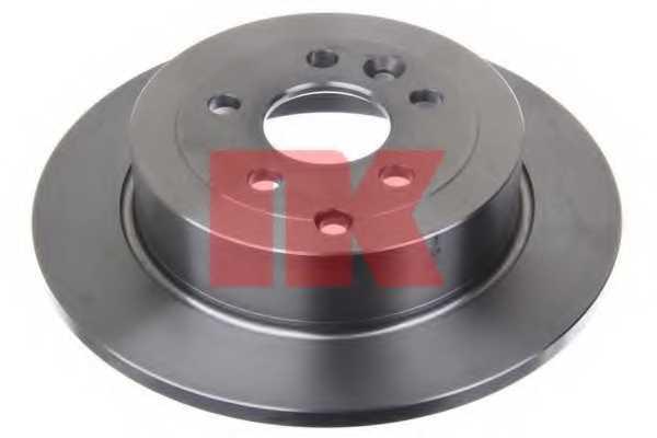 Тормозной диск NK 204031 - изображение