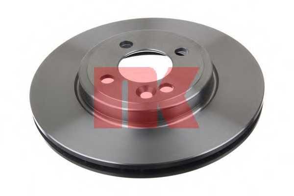 Тормозной диск NK 204034 - изображение