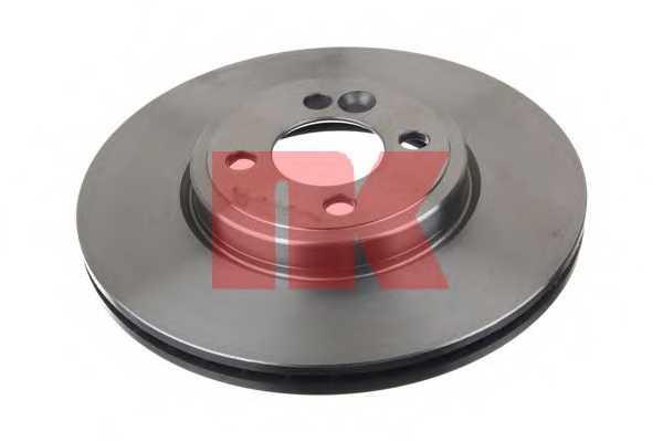 Тормозной диск NK 204035 - изображение 1