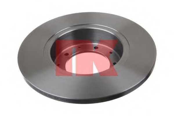 Тормозной диск NK 204039 - изображение