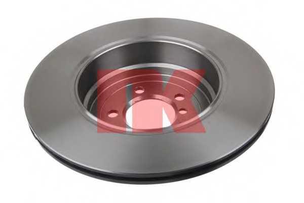 Тормозной диск NK 204041 - изображение 1