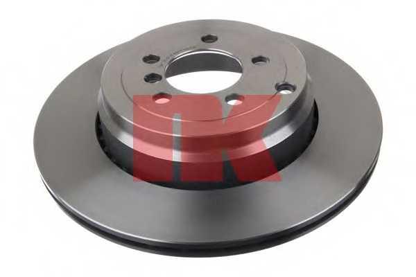 Тормозной диск NK 204041 - изображение