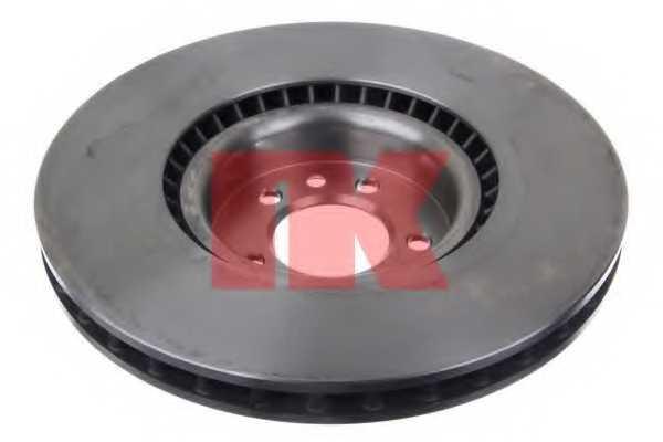 Тормозной диск NK 204042 - изображение 1