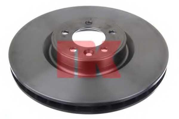 Тормозной диск NK 204042 - изображение