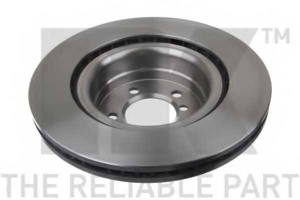 Тормозной диск NK 204045 - изображение 1