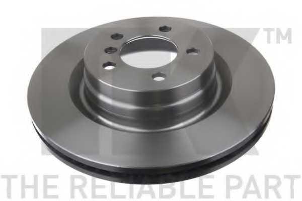 Тормозной диск NK 204045 - изображение