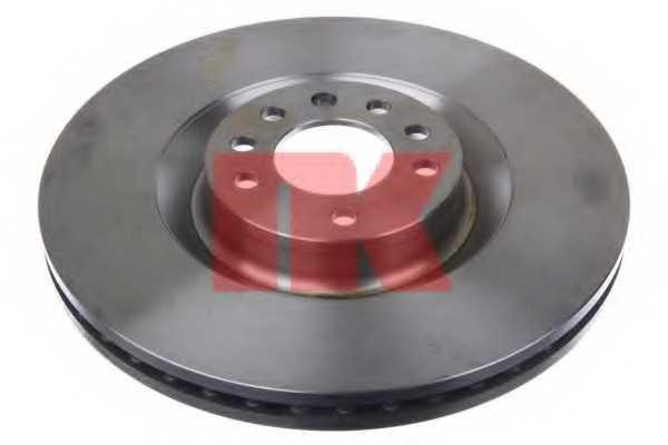 Тормозной диск NK 204112 - изображение