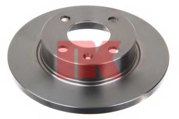 Тормозной диск NK 204305 - изображение