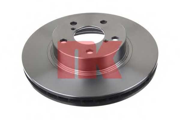 Тормозной диск NK 204403 - изображение 1
