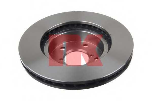 Тормозной диск NK 204403 - изображение