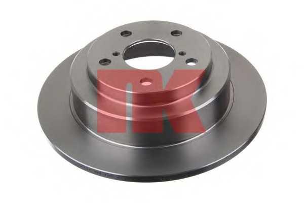 Тормозной диск NK 204404 - изображение