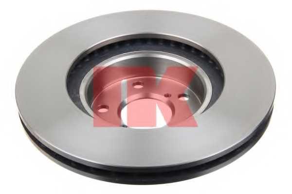 Тормозной диск NK 204406 - изображение