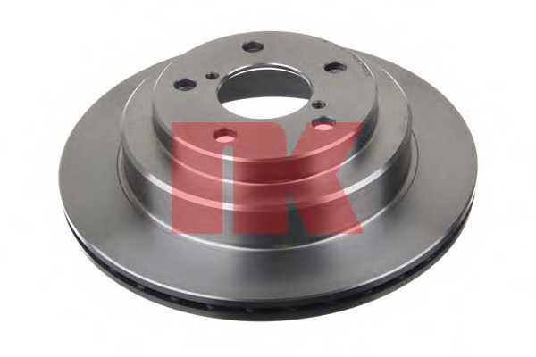 Тормозной диск NK 204411 - изображение 1