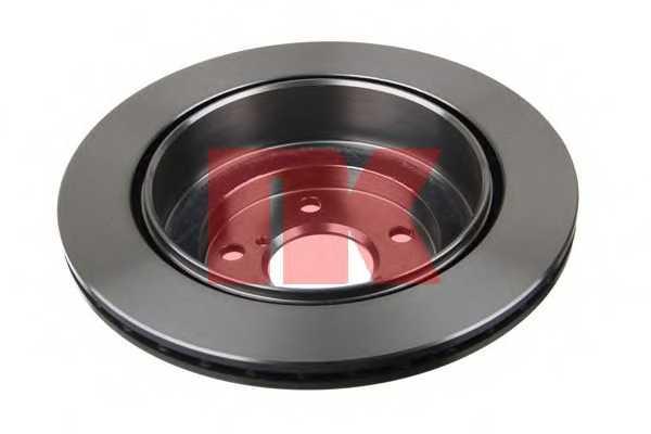 Тормозной диск NK 204411 - изображение
