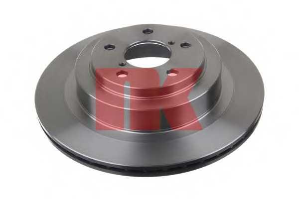 Тормозной диск NK 204414 - изображение