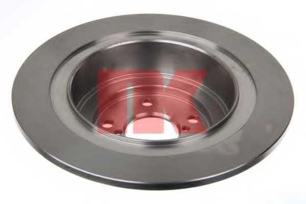 Тормозной диск NK 204415 - изображение