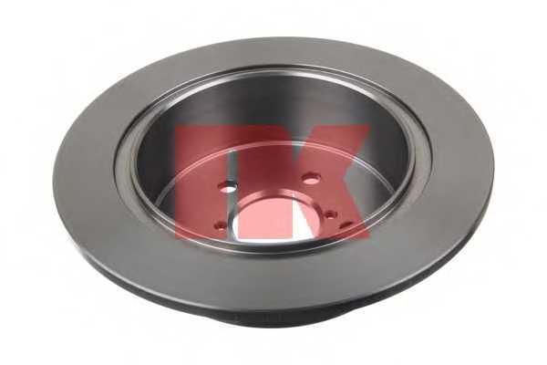 Тормозной диск NK 204416 - изображение