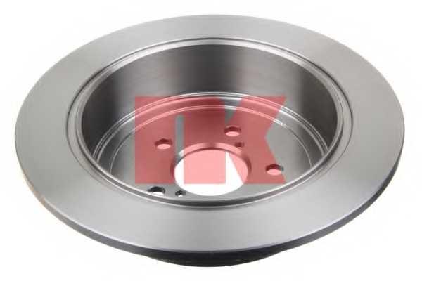 Тормозной диск NK 204418 - изображение 1