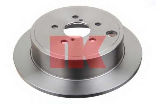 Тормозной диск NK 204418 - изображение