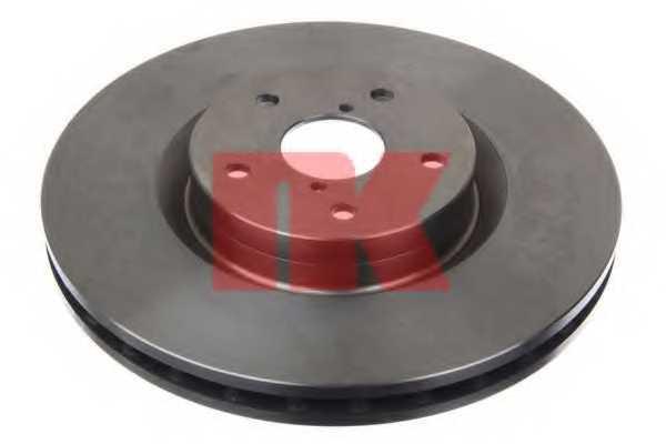 Тормозной диск NK 204420 - изображение