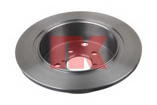 Тормозной диск NK 204422 - изображение 1