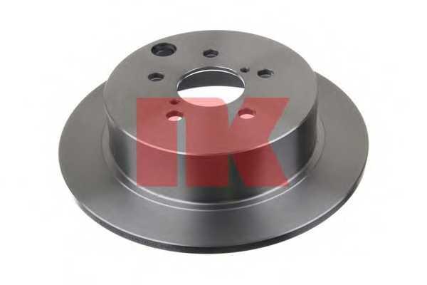 Тормозной диск NK 204422 - изображение