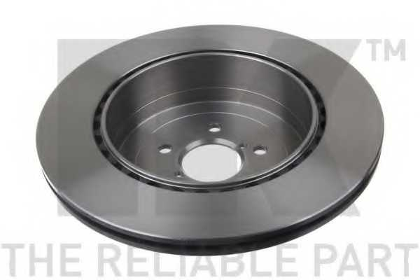 Тормозной диск NK 204423 - изображение 2