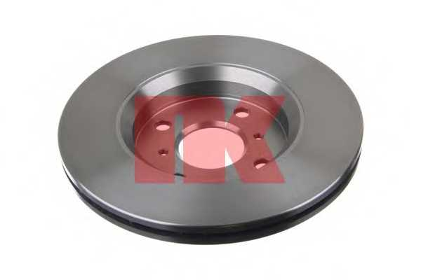 Тормозной диск NK 2045102 - изображение 1