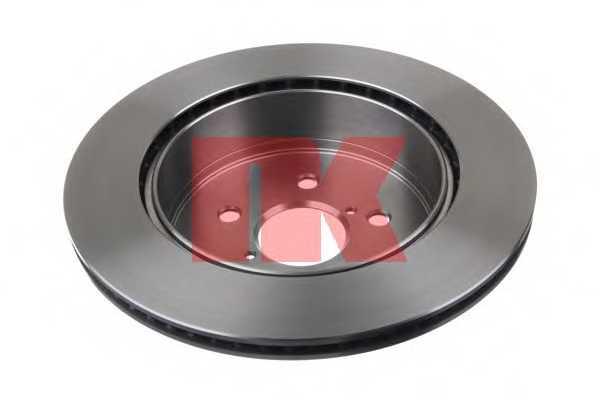 Тормозной диск NK 2045106 - изображение 1