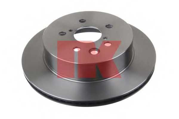 Тормозной диск NK 2045106 - изображение