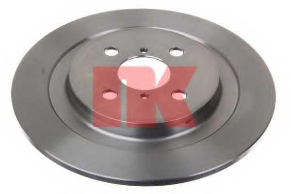 Тормозной диск NK 2045111 - изображение 1
