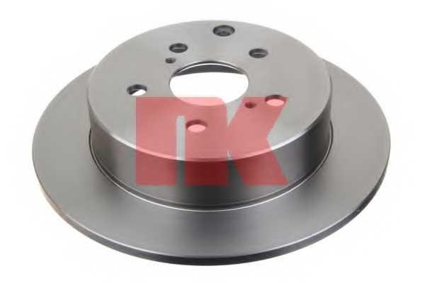 Тормозной диск NK 2045112 - изображение