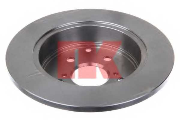 Тормозной диск NK 2045114 - изображение 1