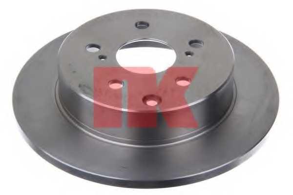Тормозной диск NK 2045114 - изображение
