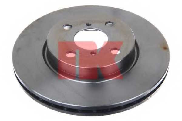Тормозной диск NK 2045115 - изображение