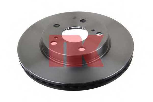 Тормозной диск NK 2045121 - изображение 1