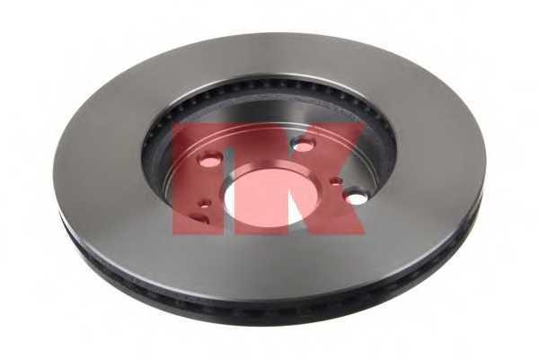 Тормозной диск NK 2045121 - изображение