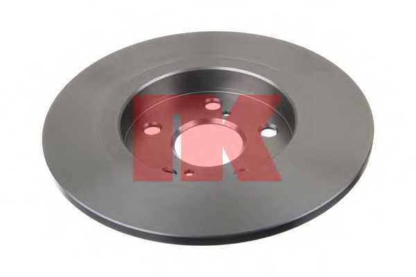 Тормозной диск NK 2045131 - изображение 1